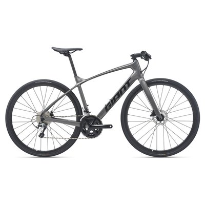 GIANT 2021 FastRoad Advanced 2 M Charcoal