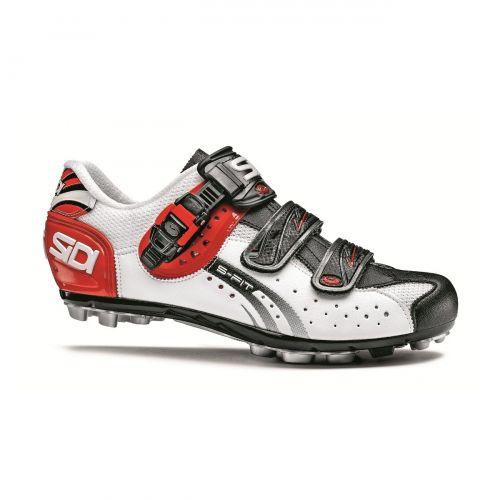 Buty SIDI MTB EAGLE 5 FIT Biało-czarno-czerwone 42.5