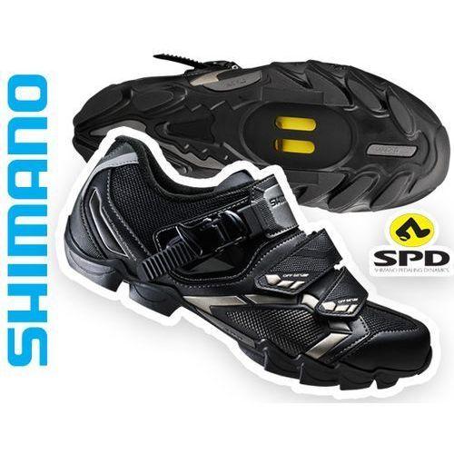 BUTY SHIMANO SPD SHWM63 40 - czarne