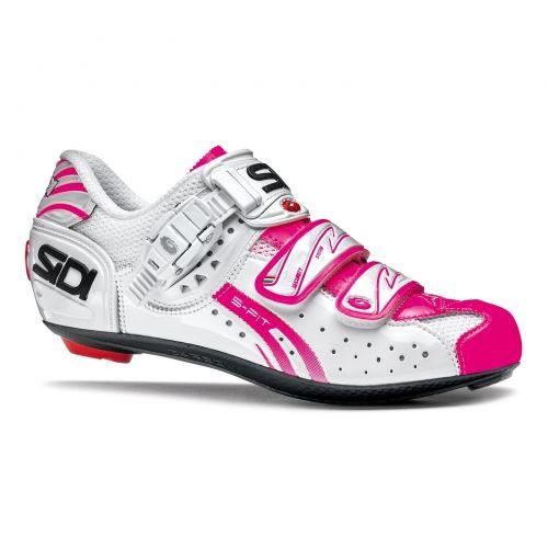 Buty SIDI Szosa GENIUS 5 FIT Carbon WOMAN Biało-różowe 36