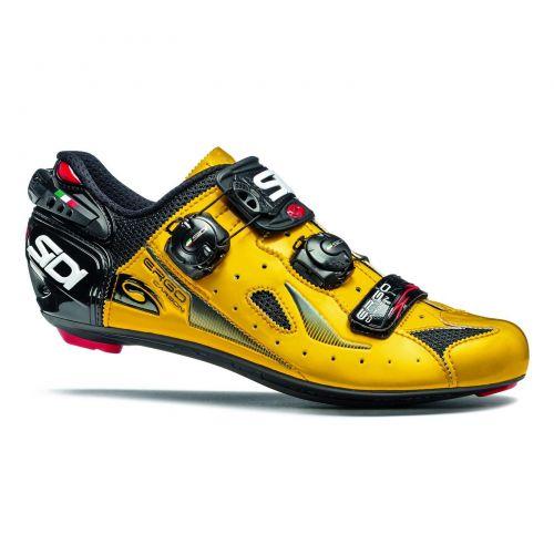 Buty SIDI Szosa ERGO 4 Carbon Composite Żółto-czarne 41