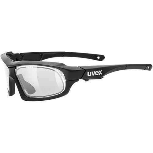 Okulary UVEX VARIOTRONIC FF BLACK MAT